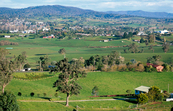 The rural township of Bega nestles in a valley not far from the coast in south eastern NSW. 2000.