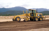 Roadworks at Port Hinchinbrook Resort