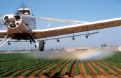 Aerial spraying [ID:7281]