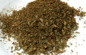 Dried and Crushed Mountain Pepper Leaves - Tasmannia lanceolata