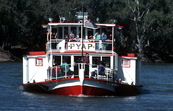 A Paddle Steamer [ID:166]