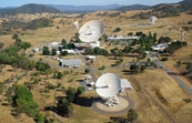 Aerial view of the Canberra Deep Space Communication Complex [ID:11042]