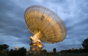 The CSIRO Parkes radio telescope [ID:3632]