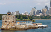 Fort Denison in Sydney, New South Wales