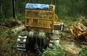 Logging machinery