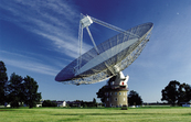 The Radio Telescope at Parkes