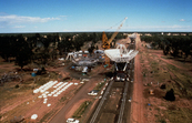 Constructing the Australia Telescope Compact Array
