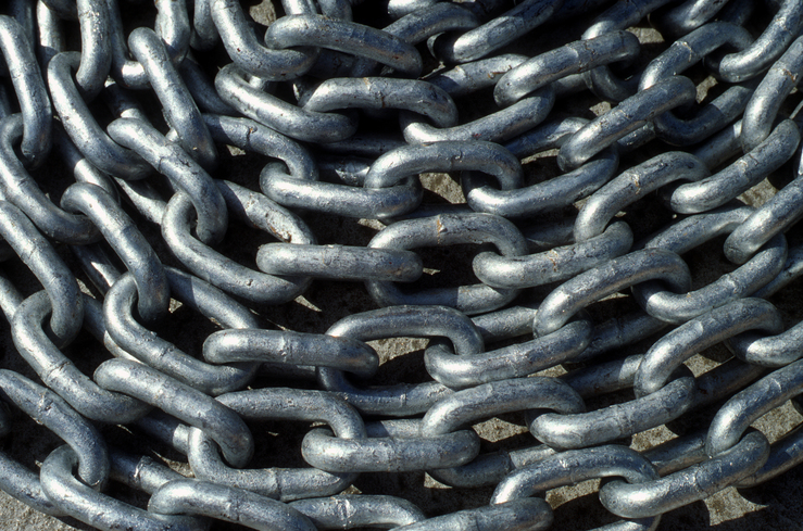 Coiled Chain