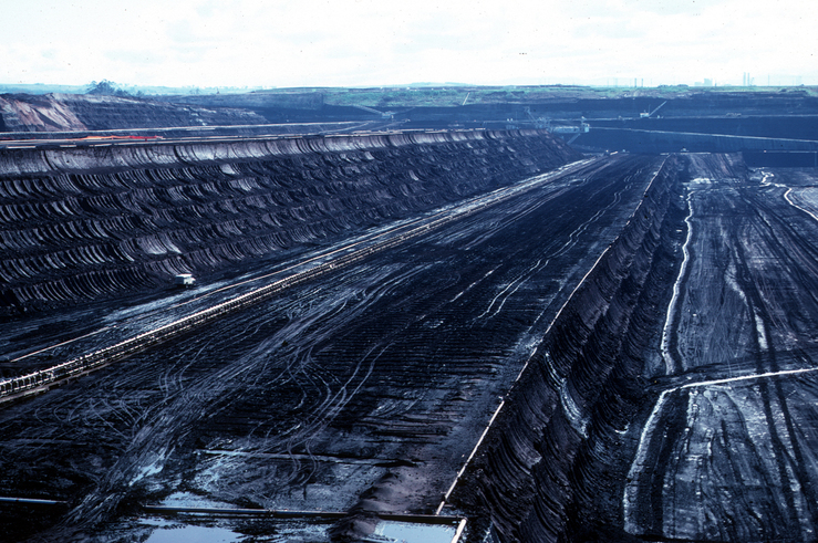 Morwell Open Cut Mine