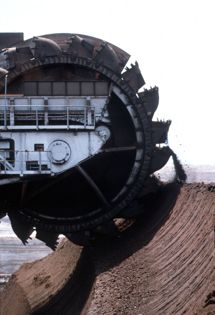 Coal Dredge
