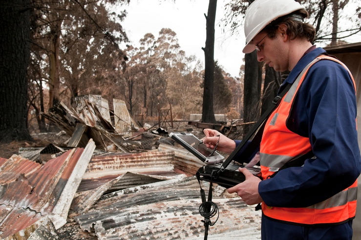 Conducting bushfire research at Kinglake after the 'Black Sa...