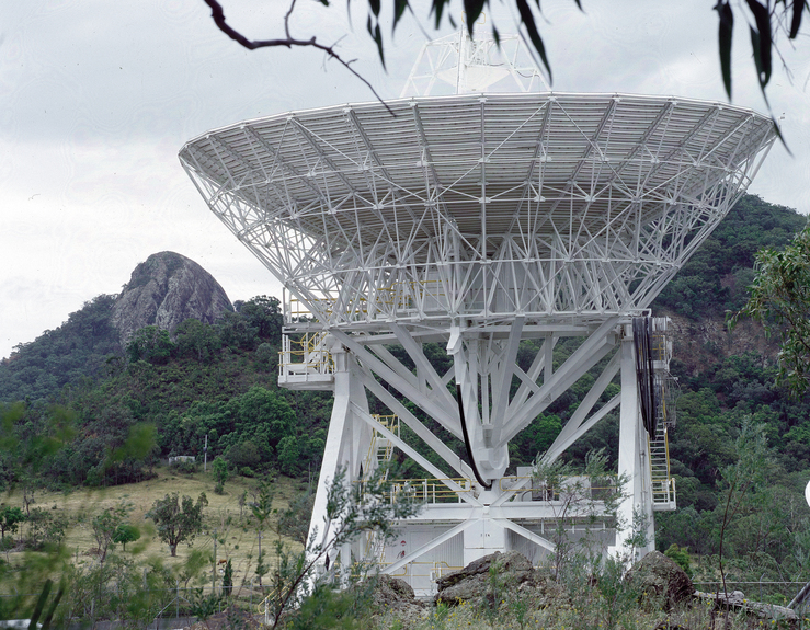 The Australia Telescope, Coonabarabran
