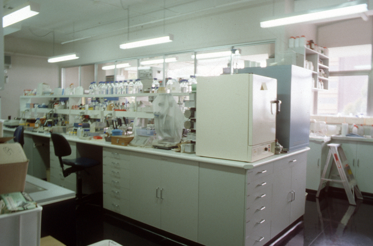 A 'wet' laboratory