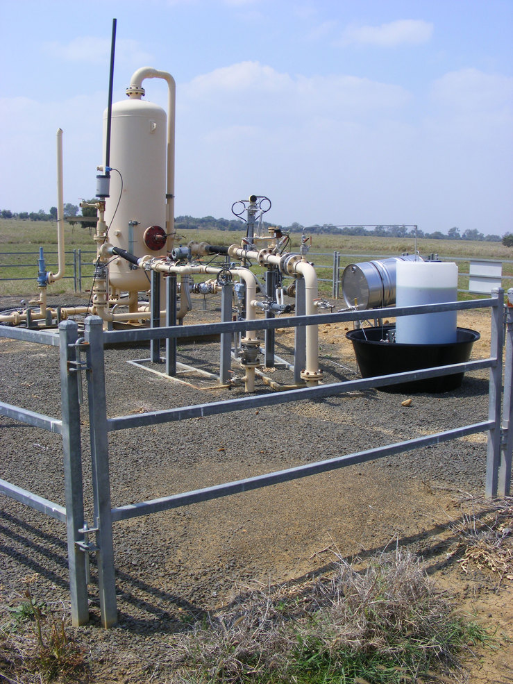 coal seam gas Osmoflo provides csg water treatment, with experience in high temperature water treatment, high water recovery, removal of silica, iron and hydrocarbon from csg.
