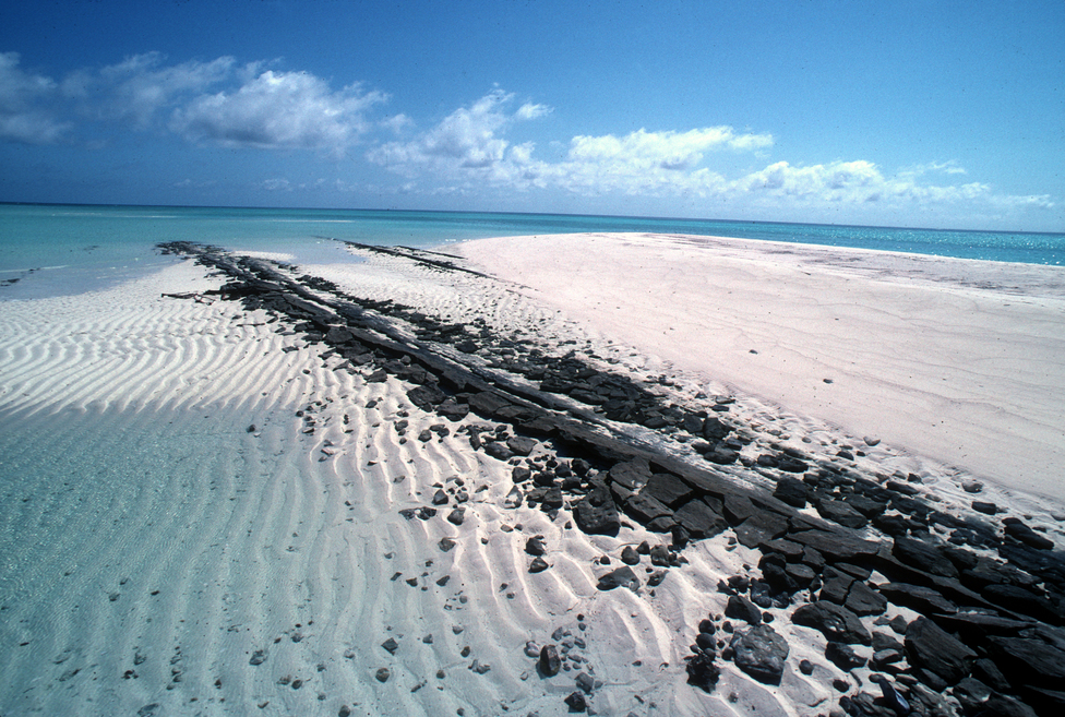 A Beach on the Northwest Shelf
