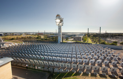 Solar Array at the CSIRO Energy Centre