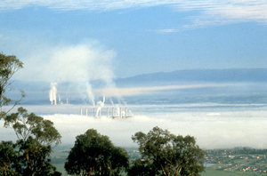 Latrobe Valley Working Power Plants