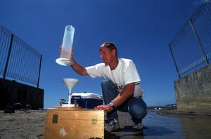 Checking Water Contamination