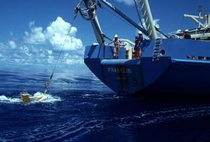 Deploying the SeaSoar