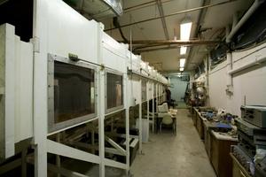 Pye Laboratory Wind Tunnel