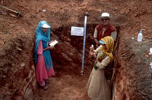 Soil Profiling, India