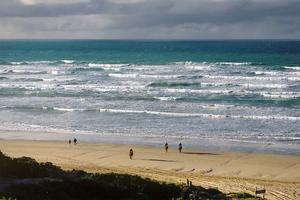 Goolwa beach, South Australia