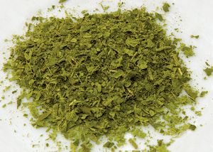 Dried and Crushed Lemon Myrtle Leaves - Backhousia citriodora