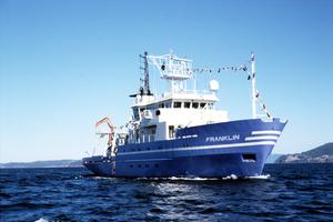 CSIRO Research Ship