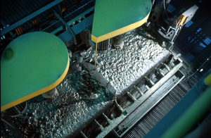 A Floatation Mill at Woodlawn Mine