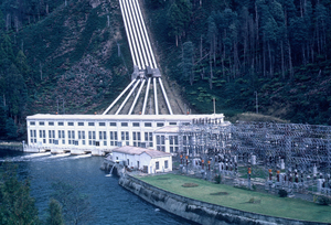 Tarraleah Hydroelectric Power Station