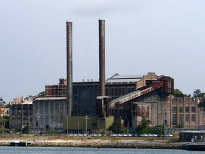 White Bay Power Station