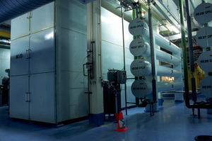 Heat Treatment System for Sewage