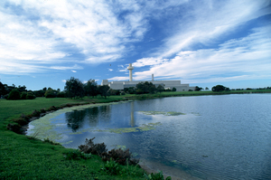 CSIRO Australian Animal Health Laboratory Grounds