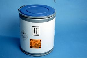 Dangerous Goods Specimen Container