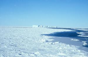 A Drifting Iceberg