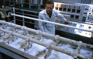 Monitoring Wool Scouring