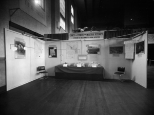 CSIR Divisional display 1949 Adelaide