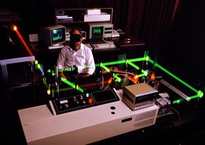 Laser Diagnostic Equipment