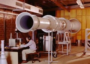 Fan Testing Laboratory