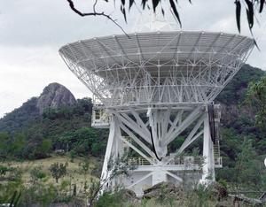 The Australia Telescope, Coonabarabran