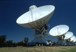 Radio Telescopes at the Australia Telescope Compact Array
