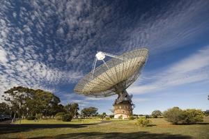 The Radio Telescope at Parkes