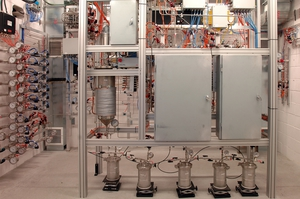 Equipment at SynCat, CSIRO's Synfuel and Catalysis Research Facility