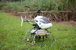 ResQu helicopter