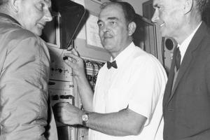 The Parkes Control Room, Apollo 11 Mission