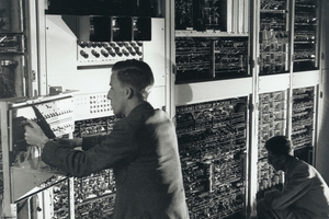 CSIR Mk1 Computer