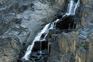 Barron Falls, near Cairns. QLD.