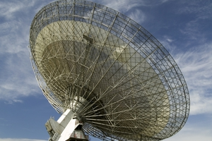The CSIRO Parkes radio telescope