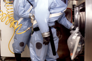 Protective Plastic Suits