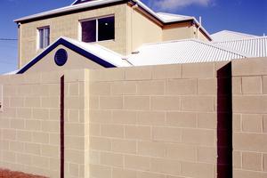Modern Concrete Block Home